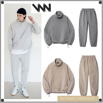 WV PROJECT Half woven Anorak + jogger Pants 上下セットアップ