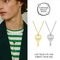 VINTAGE HOLLYWOOD★The Key Necklace/追跡付