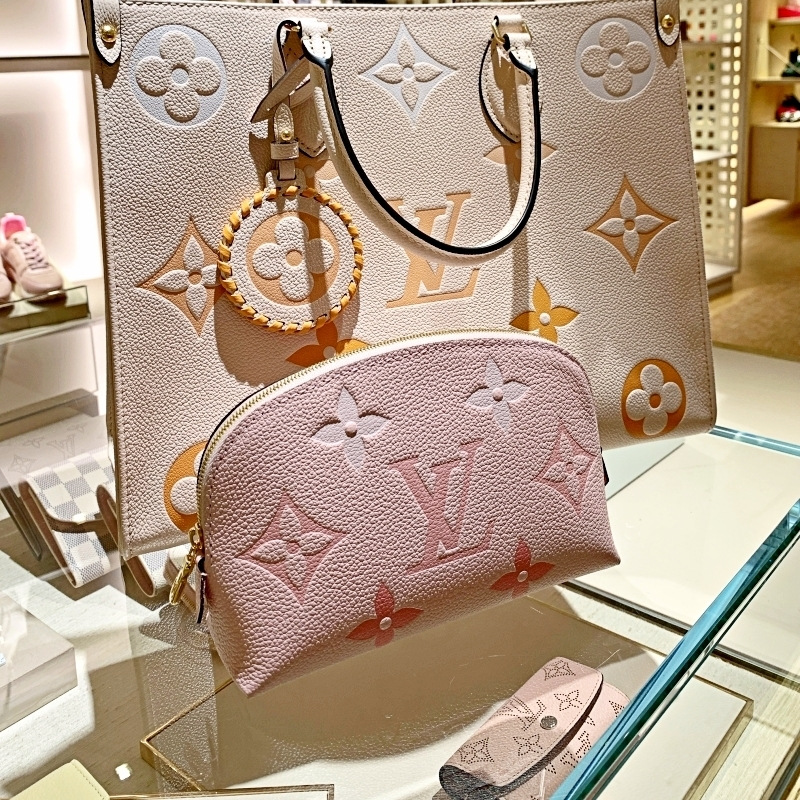 21SS 国内発 Louis Vuitton ポシェット・コスメティック/ピンク (Louis Vuitton/ポーチ) M80502