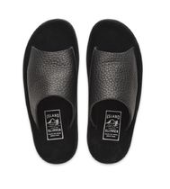 Island Slipper(アイランドスリッパー) サンダル ISLAND SLIPPER  Bull Hide Slide Black