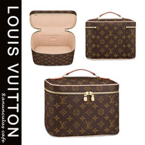 Louis Vuitton(ルイヴィトン) メイクポーチ 【ルイヴィトン】どんな財布とも合わせやすいメイクボックス