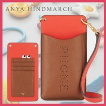 Anya Hindmarch☆Peeping Eyes Phone Pouch on Strap