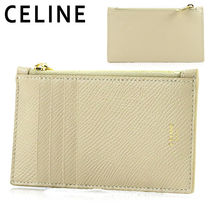 Celine COMPACT CARD HOLDERフラグメントケース 10B683BEL 03ND
