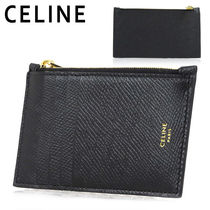Celine COMPACT CARD HOLDER フラグメントケース 10B683BEL 38NO