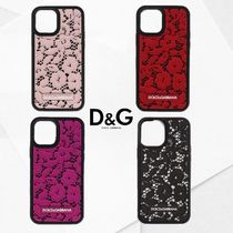 【Dolce&Gabbana】iPhone Cover Lace