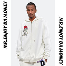 ROSES ZIP UP HOODIE☆季節の変わり目に活躍するitem◎