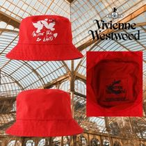 21SS☆【Vivienne Westwood】10周年記念 バケットハット☆レッド