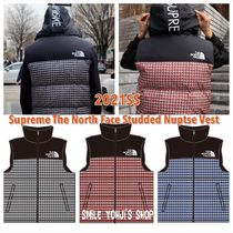 ★21SS WEEK5★Supreme The North Face Studded Nuptse Vest