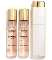CHANEL COCO MADEMOISELLE EDP TWIST AND SPRAY 20ml×3