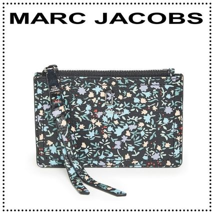 【MARC JACOBS】THE SOFTSHOT DITSY FLORAL マルチウォレット