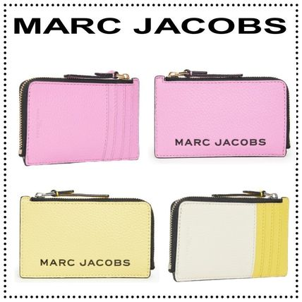 【MARC JACOBS】THE BOLD SMALL TOP ZIP WALLET コインケース