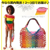 VIP特価!【STELLA McCARTNEY KIDS】RainbowトートBag★関税込