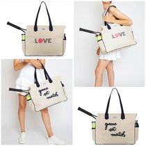 Ame&lulu LOVE ALL COURT BAG テニス バッグ