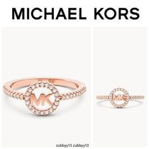 Michael Kors【リング】14k Rose Gold-Plated Sterling