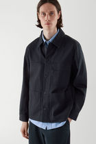 """COS"" Men's新作☆WORKWEAR JACKET(navy)"