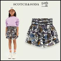 最新作♪ ☆Scotch & Soda☆ Printed gathered short skirt