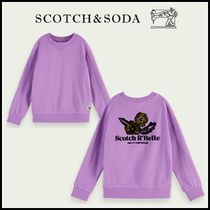 新作!! ☆Scotch & Soda☆ Artwork print relaxed fit crew neck