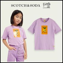 最新作!! ☆Scotch & Soda☆ Organic cotton artwork T-shirt