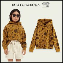 大人もOK♪ ☆Scotch & Soda☆ Printed wide fit hoodie