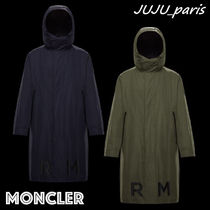 MONCLER★2021SS★COFFRE★ロングパーカー★関税送料込