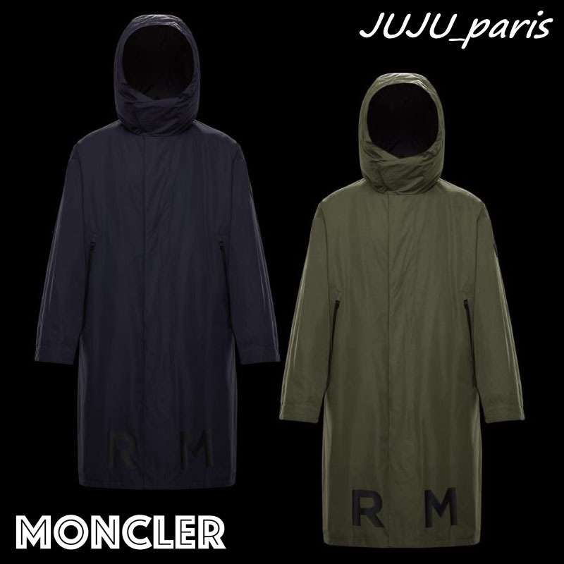 MONCLER★2021SS★COFFRE★ロングパーカー★関税送料込 (MONCLER/コートその他) 66700206