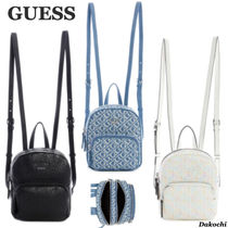 GUESS◆ロゴ バッグパック◆Clayton Backpack