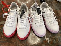 【Off-White】2021SS VULCANIZED SNEAKERS/ ローカット (各色)