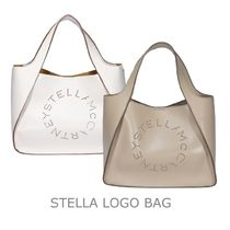 関税送料込 Stella McCartney Logo Bag 2Way♪