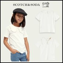 大人もOK♪ ☆Scotch & Soda☆ Short-sleeved woven ruffle
