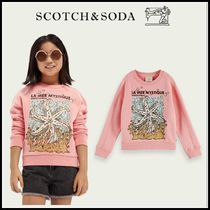 大人もOK♪ ☆Scotch & Soda☆ Relaxed-fit graphic cotton