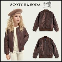 大人もOK♪ ☆Scotch & Soda☆ Embroidered bomber jacket