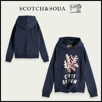 大人もOK♪ ☆Scotch & Soda☆ Organic cotton-blend artwork