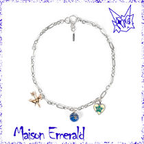 [Maison Emerald] Valentine's Day Necklace★ハートチェーン