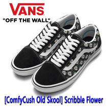 [VANS/バンズ]ComfyCush Old Skool (VN0A3WMA49K)