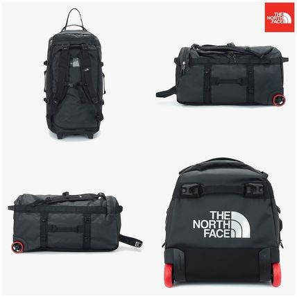 THE NORTH FACE バッグ (新作) THE NORTH FACE 人気旅行バッグ BASE CAMP DUFFEL ROLLER