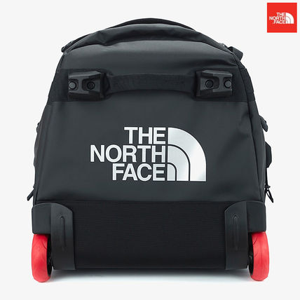 THE NORTH FACE バッグ (新作) THE NORTH FACE 人気旅行バッグ BASE CAMP DUFFEL ROLLER(2)