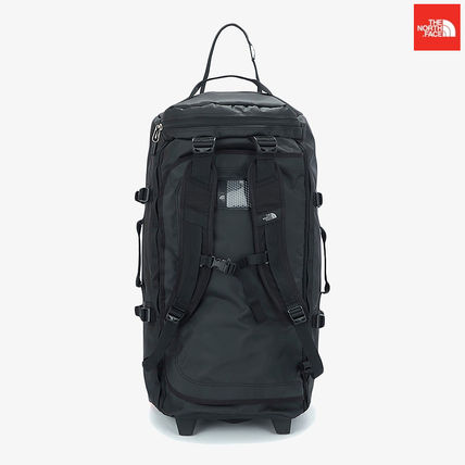 THE NORTH FACE バッグ (新作) THE NORTH FACE 人気旅行バッグ BASE CAMP DUFFEL ROLLER(3)