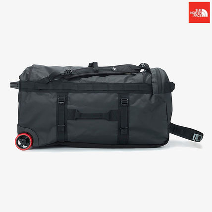 THE NORTH FACE バッグ (新作) THE NORTH FACE 人気旅行バッグ BASE CAMP DUFFEL ROLLER(4)