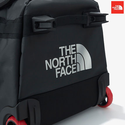 THE NORTH FACE バッグ (新作) THE NORTH FACE 人気旅行バッグ BASE CAMP DUFFEL ROLLER(7)