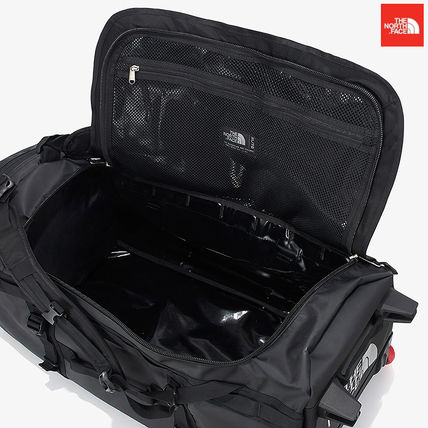 THE NORTH FACE バッグ (新作) THE NORTH FACE 人気旅行バッグ BASE CAMP DUFFEL ROLLER(12)
