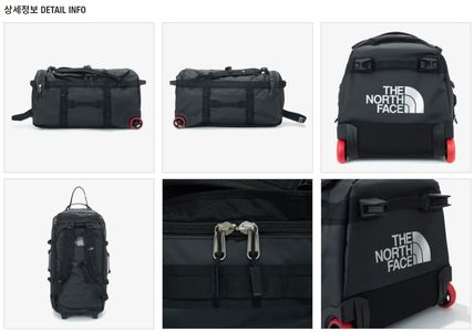 THE NORTH FACE バッグ (新作) THE NORTH FACE 人気旅行バッグ BASE CAMP DUFFEL ROLLER(13)