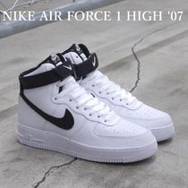早いもの勝ち NIKE AIR FORCE 1 HIGH '07
