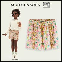 大人もOK♪ ☆Scotch & Soda☆ Printed organic cotton short