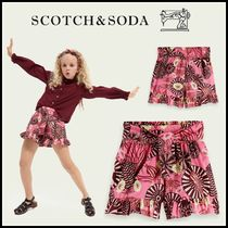 大人もOK♪ ☆Scotch & Soda☆ Printed wide-fit organic cotton