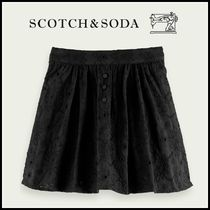 大人もOK♪ ☆Scotch & Soda☆ Broderie Anglaise short skirt