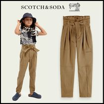 大人もOK♪ ☆Scotch & Soda☆ Paper-bag twill cargo trousers