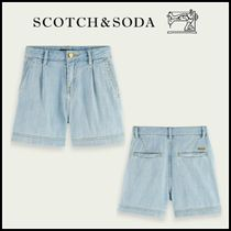 大人もOK♪ ☆Scotch & Soda☆ Denim shorts - Washed Indigo