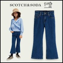 大人もOK♪☆Scotch & Soda☆The Kick high-rise flared organic