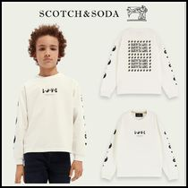 大人もOK♪☆Scotch & Soda☆ BORN TO LOVE kids unisex organic