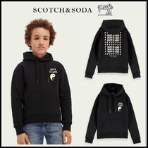 大人もOK♪☆Scotch & Soda☆ BORN TO LOVE kids unisex graphic
